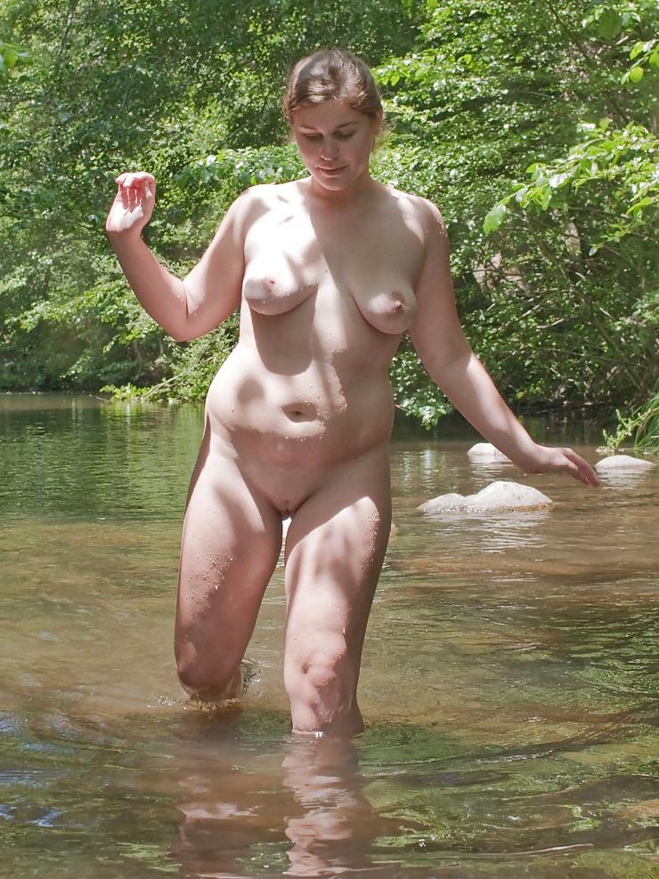 Grösserer Körper, grössere Titten grössere Muschi, es ist die Evolution. - Bild 10