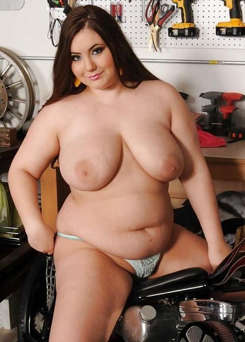 Amateure dicke Muschis sind stolz auf ihren Körper. - Bild 7