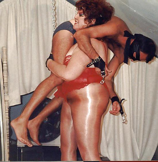 Die Hure kämpft um Sex vor Fick. - Bild 6