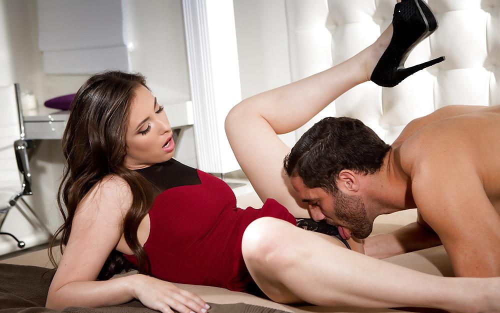 Die Hure will stehenden Pimmel und ficken, dann sie es kriegt. - Bild 6