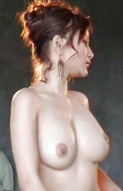Nackte asiatische Titten und behaarte Muschi widg gefotografiert. - Bild 7