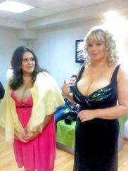 Im Kleid besteht der Schatz.